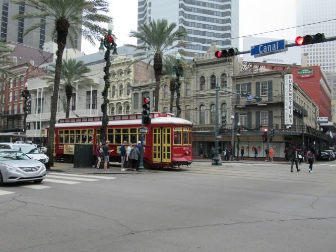 Memphis & New Orleans